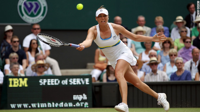 Russian third seed Vera Zvonareva suffered a shock third-round exit in last year's against Bulgaria's Tsvetana Pironkova. A similar achievement this year would earn her 33,875 ($54,630) -- an increase of 13.1%.
