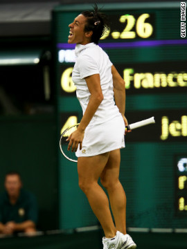 Italy's Francesca Schiavone, a first-round loser in 2010, redeemed herself last year by beating Australia's Jelena Dokic. Those who drop out at the first hurdle this year will take home £14,500 ($23,389) -- the biggest increase of all rounds at 26.1%.<br/><br/>