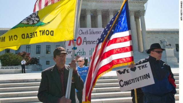 Ley de Arizona, la norma que impulsó el debate sobre la inmigración ilegal