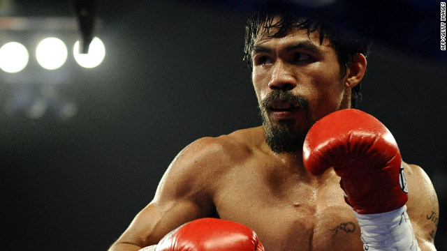 Filipino professional boxer Manny Pacquiao is one of the hottest tickets in the boxing world. Named &quot;Fighter of the Decade&quot; for the 2000s by the Boxing Writers Association of America, Pacquiao is an eight-time world champion.