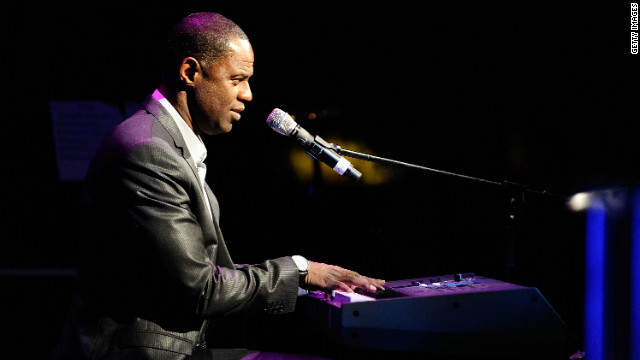 Brian McKnight on racy song: I was bored