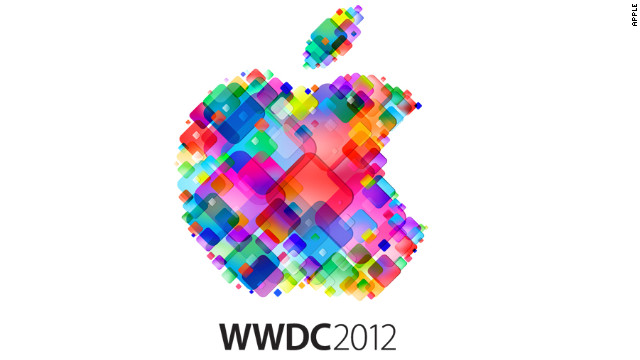 Apple is promoting its developers' conference as 
