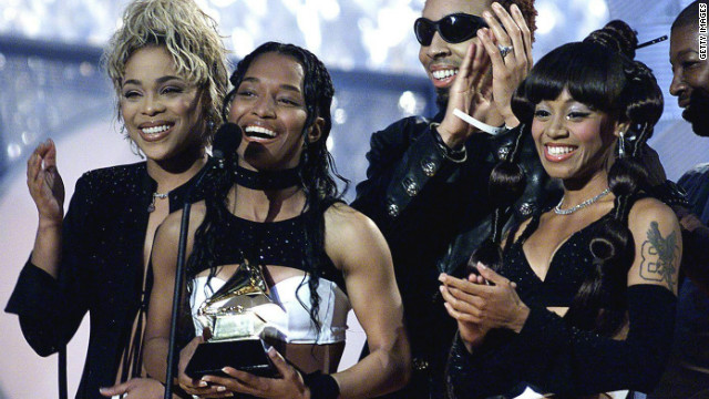 Chilli and T-Boz reflect on passing of Lisa 'Left Eye' Lopes