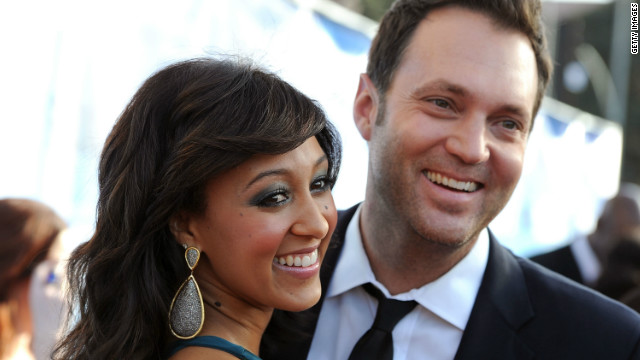Tamera Mowry-Housley expecting first child
