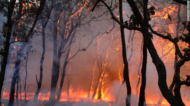 Los efectos de un incendio en la salud y cómo prevenirlos