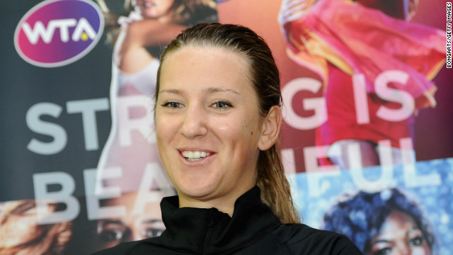 The tennis journey of Victoria Azarenka