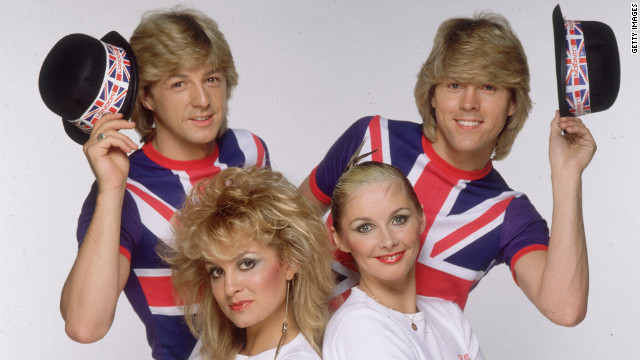 Bucks Fizz won Eurovision for the UK in 1981 with &quot;Making Your Mind Up,&quot; which sold four million copies and reached number one in nine countries.