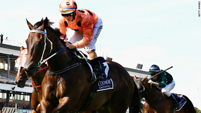 Australian superstar mare Black Caviar will make history if she wins her 20th race in a row at Morphetville on Sunday.