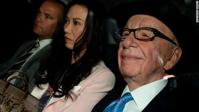 Rupert Murdoch and other media moguls have had to endure the unfamiliar experience of being under scrutiny.