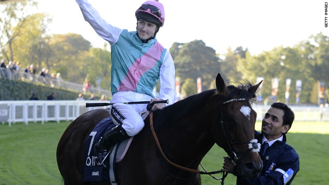 Four-year-old British colt Frankel is the only horse in the world with a higher rating than Black Caviar. Both horses will compete at the Diamond Jubilee Stakes, Royal Ascot, this June.
