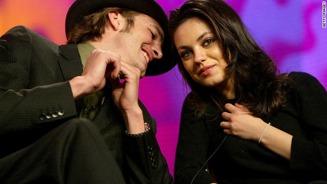 Mila Kunis: Rumors I'm dating Ashton are 'absurd'