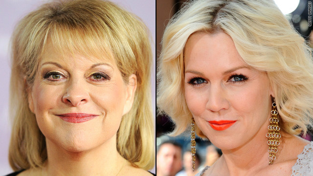 Jennie Garth lands lead in Nancy Grace Lifetime movie