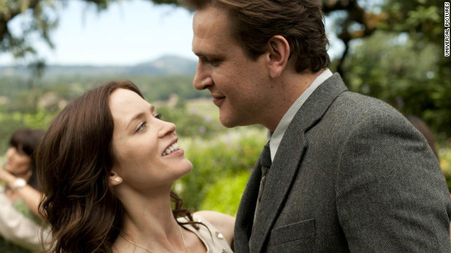 Emily Blunt and Jason Segel star in