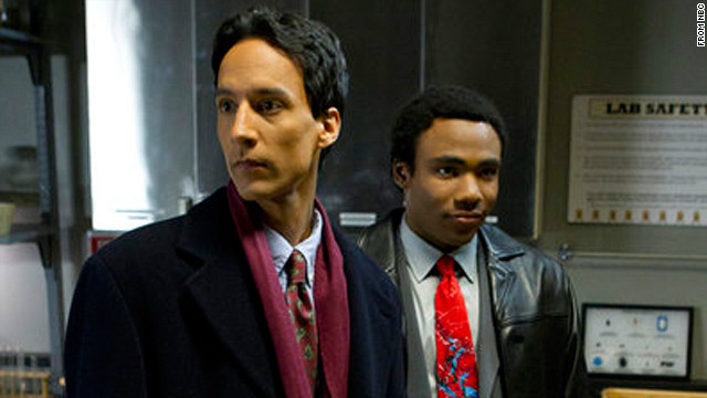 'Community' takes on 'Law & Order'