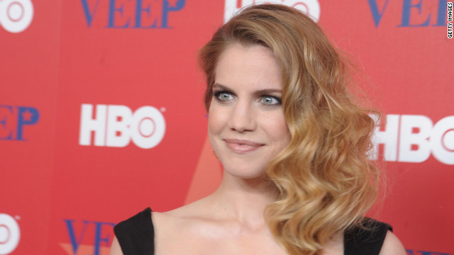 Anna Chlumsky, shown here attending the