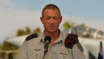 Israeli Chief of Staff Lt. Gen. Benny Gantz says Iran is led by