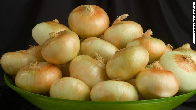 Vidalia onions - accept no impostors