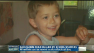 Father of autistic bullying victim speaks out