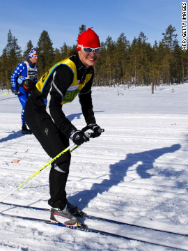 Catherine's sister and maid of honor, Pippa, has become a celebrity in her own right. She competes in numerous athletic events, such as a cross-country ski marathon in Sweden on March 4.