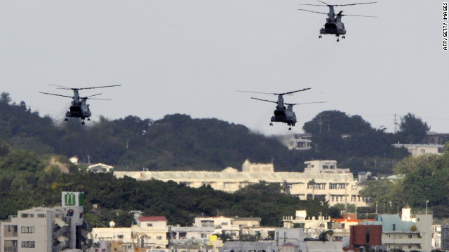 U.S.-Japan deal withdraws 9,000 Marines from Okinawa