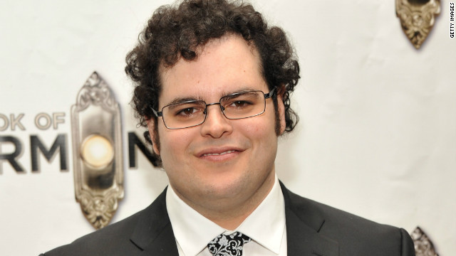 Actor Josh Gad, shown here in 2011, is one of the creators behind the new NBC comedy 