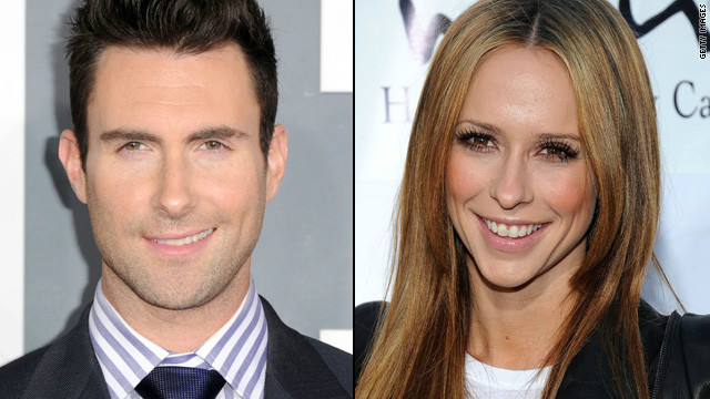 Adam Levine on Jennifer Love Hewitt's 'aggressive' flirting