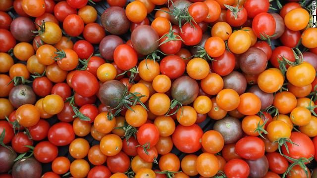 Las cosechas orgánicas son menos productivas que las convencionales