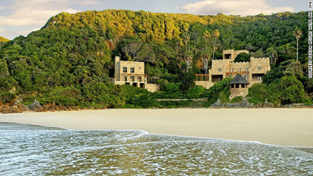 The 1,500-acre Pezula estate is set along the Garden Route between a three-mile-long stretch of coastline and the Sinclair Nature Reserve.&lt;br/&gt;&lt;br/&gt;&lt;br/&gt;&lt;br/&gt;&lt;a href='http://www.departures.com/slideshows/worlds-most-opulent-villas/6?cnn=yes' target='_blank'&gt;See four more opulent villas at Departures.com&lt;/a&gt;