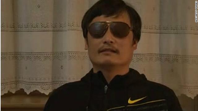 Obama guarda silencio sobre activista chino