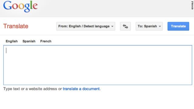 Google dice que traduce diario el equivalente a un millón de libros