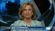 War on women?! Or politics as usual