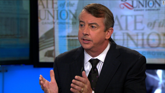 Former RNC Chair Gillespie launches Republican Senate bid