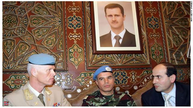 Los observadores de la ONU en Siria no garantizan el fin de la violencia