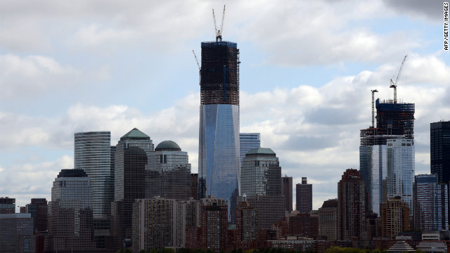 One World Trade Center to become NYC's tallest building