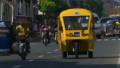 Philippines' ecofriendly trikes