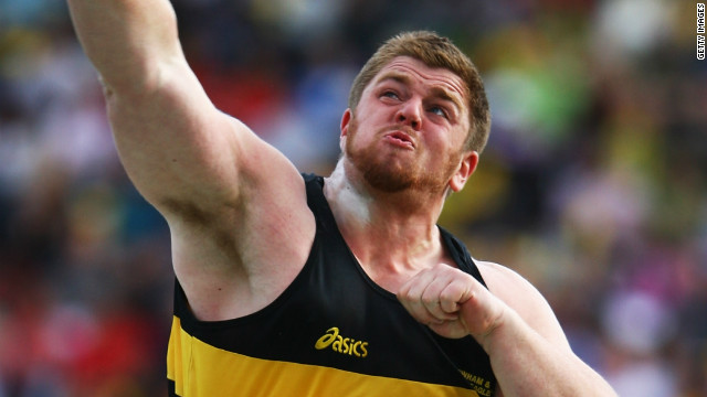 Shot putter Kieren Kelly, 25, was third in the British rankings when he refused to take a drugs test in January 2010. The Olympic hopeful, from Newham in east London where the Games will be held, was banned along with fellow shot putter Jamie Stevenson, 22. Neither has returned to the sport since their ban expired in February.