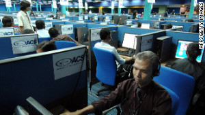 The Philippines' call center boom