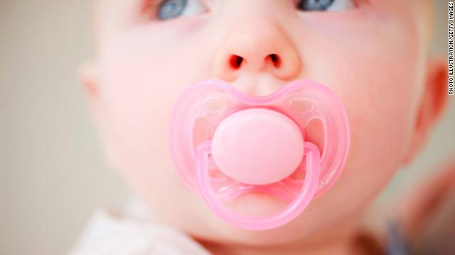 Study finds baby's spit-cleaned pacifier is OK