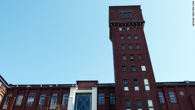 The building's former water tower was chosen as the possible site for a missile battery during the 2012 Olympic Games because of its location close to, and view over, the Olympic Park.