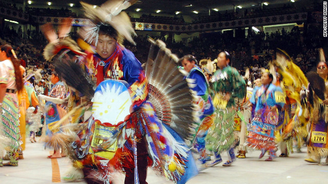 Engage: Thousands gather in celebration of Native American heritage