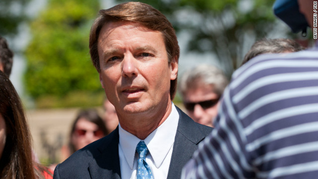 Wife of campaign aide taking the stand in John Edwards trial
