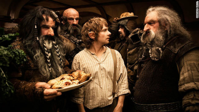 Trailer Park: Peter Jackson defends 'Hobbit' footage