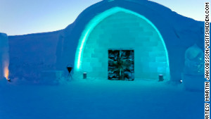 After 25 years in business, Lapland\'s famous \'Ice Hotel\' is now available for summer bookings