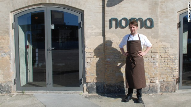 'World's 50 Best Restaurants' in 2012