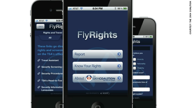 Sikh group develops app to report airport profiling