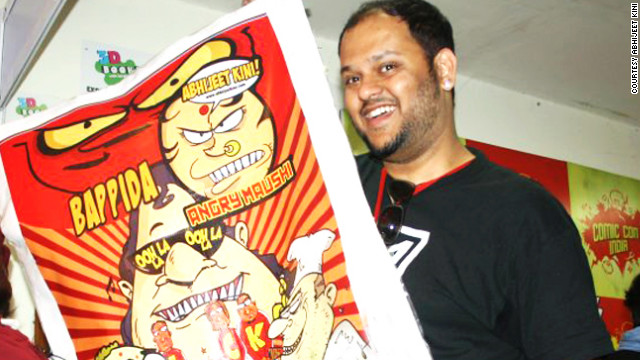 Indian geek uprising: Comic book fans, artists come into their own