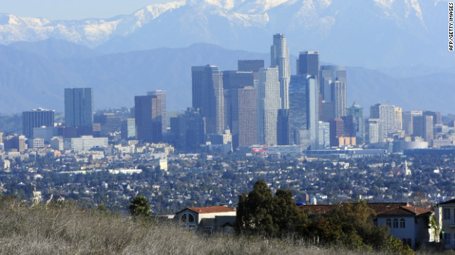 CNN's Jennifer Wolfe says Los Angeles residents know how to get the job done without 