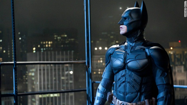 """The Dark Knight Rises"" concluded director Christopher Nolan's trilogy on Batman."
