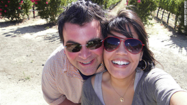 Aram Brazilian and Mar Yvette have been engaged for 11 years this week.