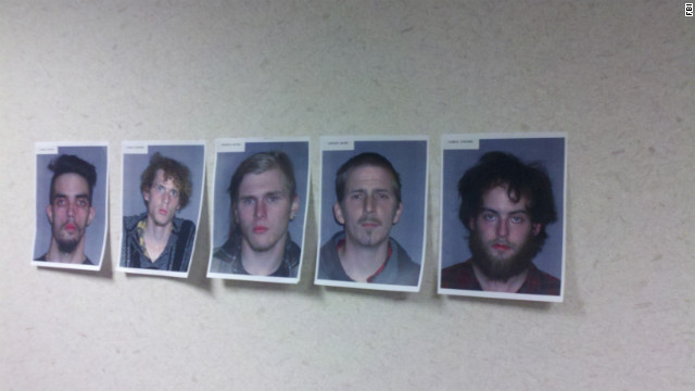 5 arrested in alleged plot to blow up Cleveland-area bridge
